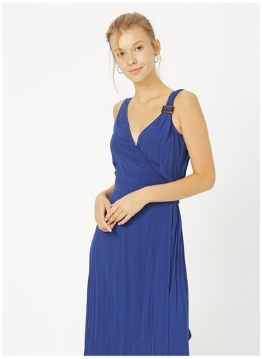 Limon Company Limon Lacivert Elbise Lacivert